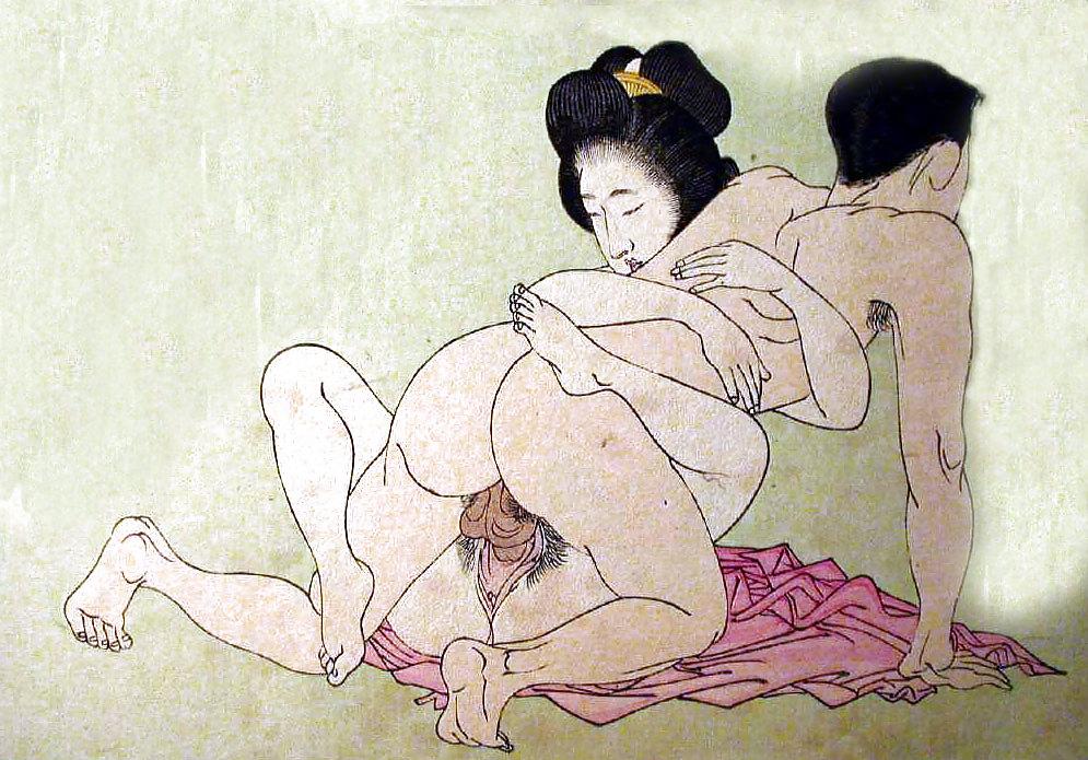Японская Эротика Старая